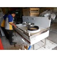 Mesin Pemasak Kapasitas Besar Mesin Gas Kwali Range 1