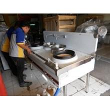 Mesin Pemasak Kapasitas Besar Mesin Gas Kwali Range