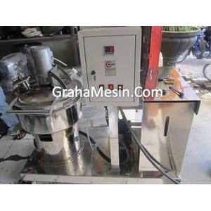 Mesin Evaporator Extract Pengolah Sari Menjadi Serbuk