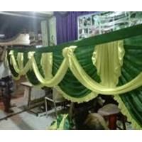 Tenda Dekorasi Pesta Dan Rumbai Rumbai 1
