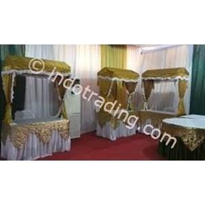 Rumbai Poni Saung Prasmanan Pesta