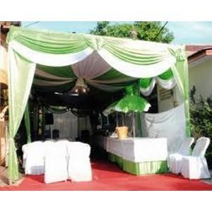 Perlengkapan Dekorasi Tenda Pesta