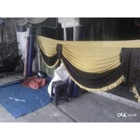 Rumbai Poni Tenda dan dekorasi 1