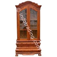Display Cabinets Jepara Type Tkf-1006     1