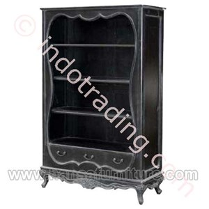 Export Moulin Noir Bookcase Type Mou -1014 Indonesia