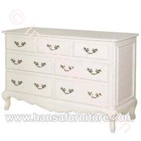 Chest Of Drawers French Style Of Cha -1115 1