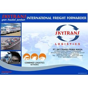 Ekspor Impor Dan Domestik By Skytrans Prima Niaga