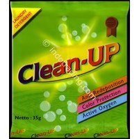 Detergent Laundry Merk Clean-Up