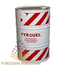 Oli Fyrquel Ehc ( Electro Hydraulic Fire Resistant )