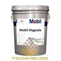 Distributor Mobil Glygoyle Series 150 220 320 460 (Gear Bearing And Kompresor) 3