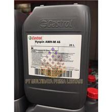 Castrol Hyspin AWH-M 46 ( Oli Hidrolik ISO VG 46)