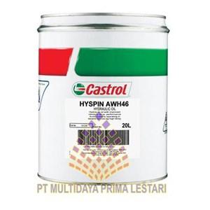 Dari Castrol Hyspin AWH-M 46 ( Oli Hidrolik ISO VG 46) 1
