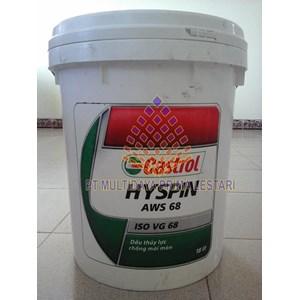 Oli Castrol Hyspin AWS 46 ( Oli Hidrolik Anti Aus )