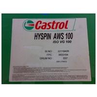 Jual Castrol Hyspin AWS 15 22 32 46 68 100 150 2
