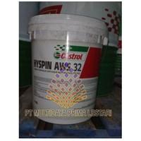 Distributor Castrol Hyspin AWS 15 22 32 46 68 100 150 3