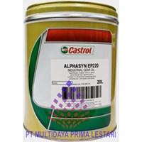 Castrol Alphasyn EP 220 ( Oli Gear Sintetik ) 1