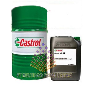 Oli Castrol Aircol MR 32 (Oli Kompresor Rotary Screw)