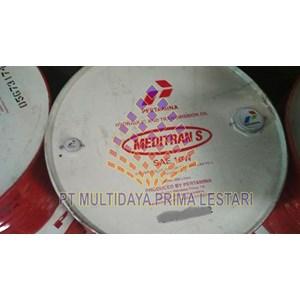 Dari Oli Pertamina Meditran S 10W 30 40 50 ( Oli Diesel Mesin Berat ) 2