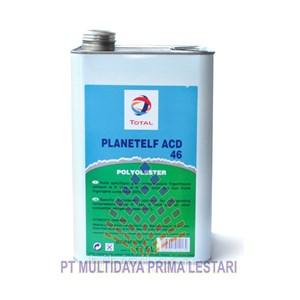 Dari Total PLANETELF ACD 32 46 68 ( Oli Kompresor pendingin ) 1