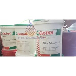From Castrol Spheerol SX 2 ( Water Resistance Grease ) 1