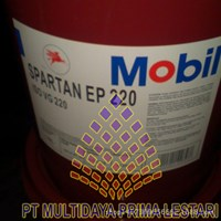Mobil Spartan EP 150 220 320 460 ( Mineral Gear Oi