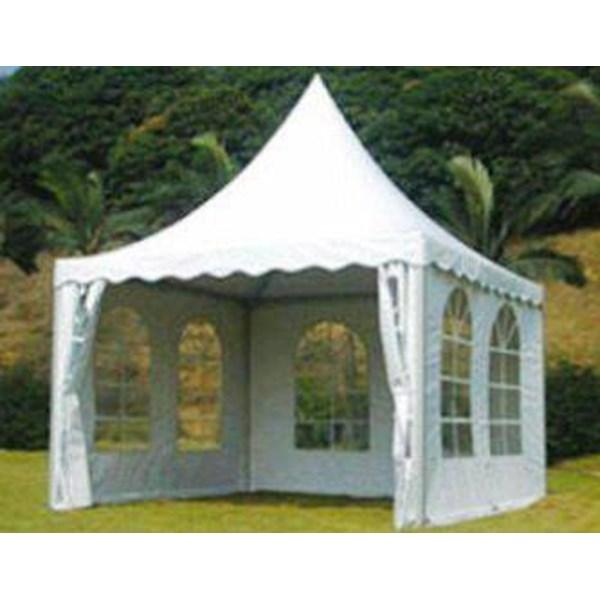 Tenda Sarnafil Warna Putih