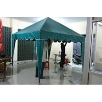 Sell cafe tent 2