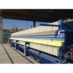 Dari Filter Press Dewatering 0