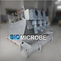 Bio-Disc Screw Press Dehidrator Teknologi