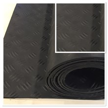 Rubber Bordes Mat