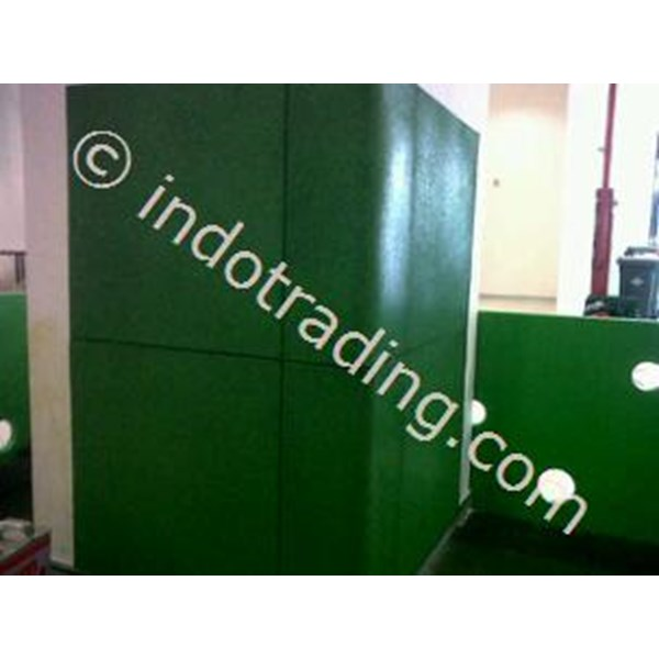 Rubber Paving Wall