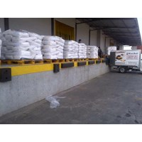 Rubber Bumper Loading Dock Type Square