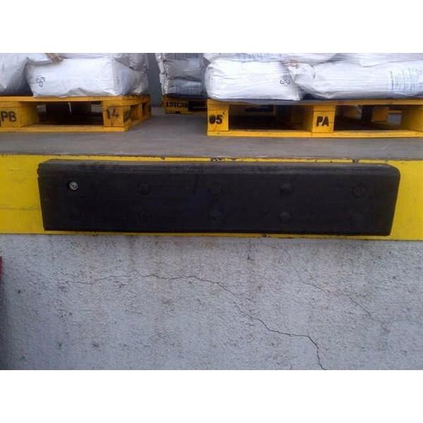 Rubber Bumper Loading Dock Type Square