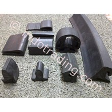 Rubber Extruder Moulded Extruction
