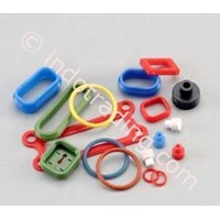 Silicone Moulded