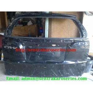 Kap Bagasi  atau Pintu belakang Honda CRV 2013