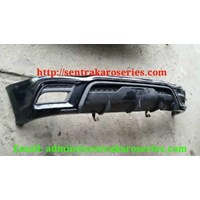 Body Kit Bumper belakang Toyota Yaris 2015
