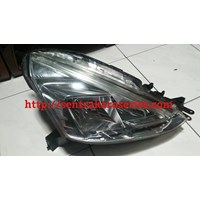 Jual Head Lamp Nissan Grand Livina 2014