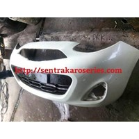 Jual Bumper depan Nissan March 2015