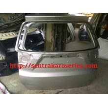 Back Door atau Kap Bagasi Honda Mobilio
