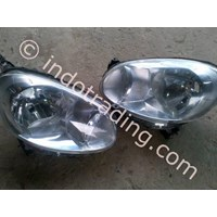Jual Head Lamp Nissan March
