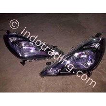Head Lamp Honda Jazz Rs 2013 Smoke Model