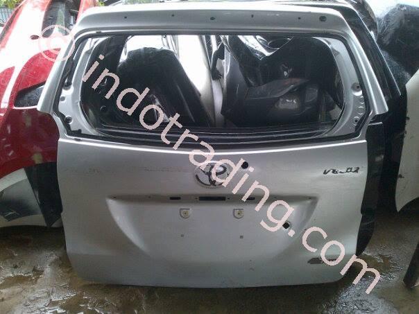 Jual Back Door Atau Kap Bagasi Toyota New Avanza Xenia