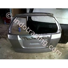 Back Door Honda Jazz 2005