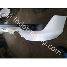 Body Kit Bumper Belakang Fortuner