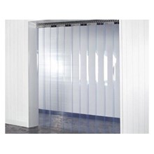 Tirai Plastik Curtain Bening