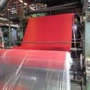 Rubber Gasket Red Lembaran