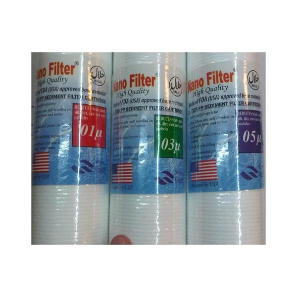 """Filter Air Nano 10""""/25CM"""