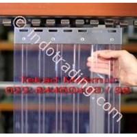 Jual Tirai Plastik PVC Curtain-Clear (Set 1x2)