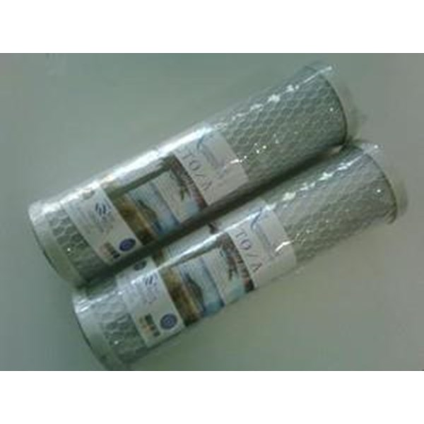 "Filter Air Karbon Blok 10""/25CM"